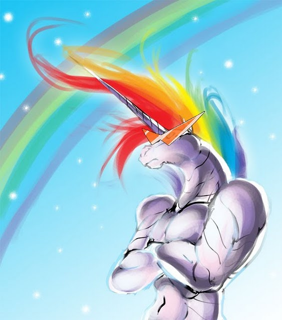 rainbow-badass-unicorn